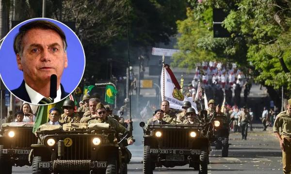 Acuado, Bolsonaro entra em pânico e não tem força para golpe