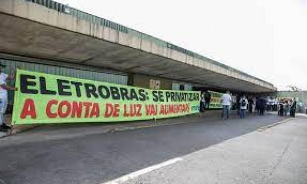 A privatização da Eletrobrás é crime de lesa-pátria