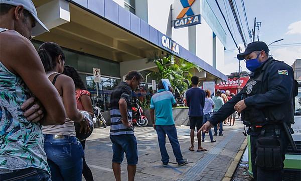 Brasil pode ter mais de 25 milhões de desempregados ao fim da pandemia