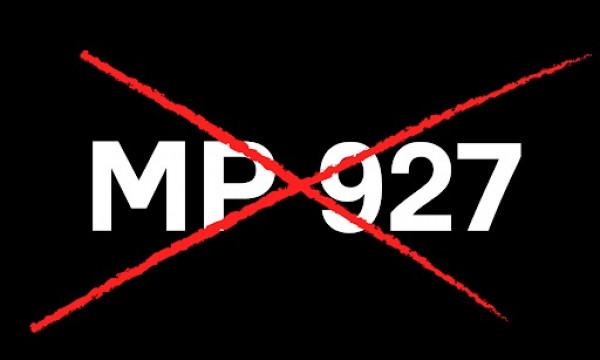 MP 927 aprofunda obra de destruição do Direito do Trabalho iniciada em 2017