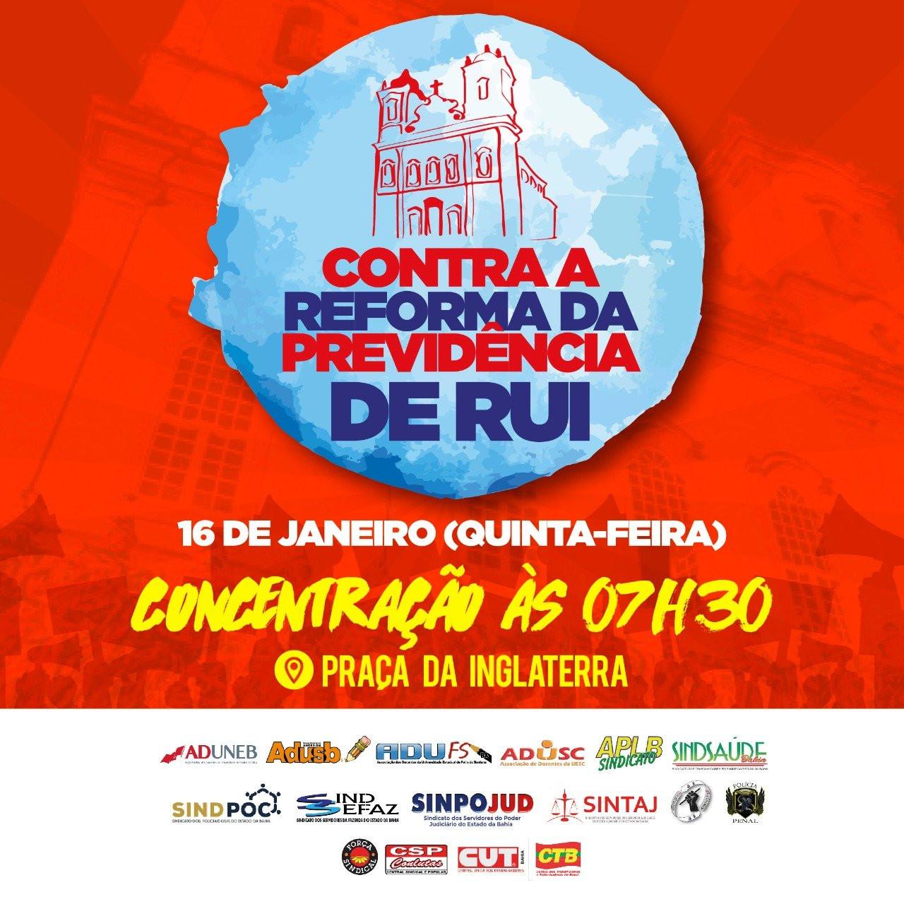 CTB-Bahia convoca sindicatos  para Lavagem do Bonfim