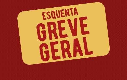 Salvador terá 'Esquenta para Greve Geral' nesta quinta-feira