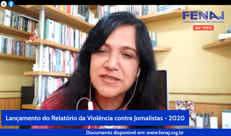 Ataques a jornalistas mais que dobram em 2020, com Bolsonaro liderando