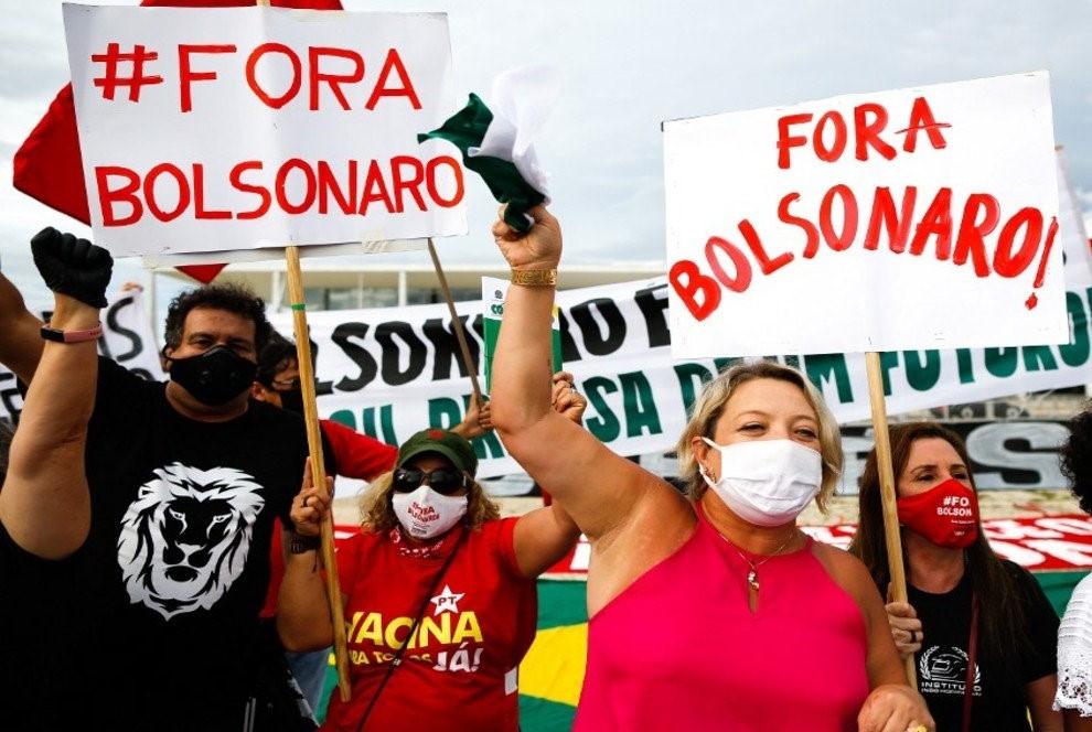 Aprovação a Bolsonaro cai pela quarta vez seguida, aponta pesquisa