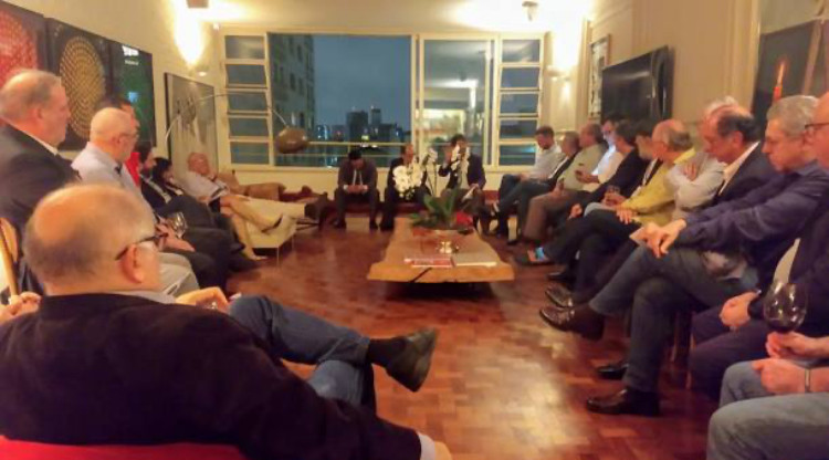 Direitos Já instala Conselho Político e prepara atos contra Bolsonaro