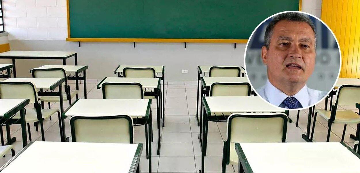 Briga nos tribunais: Justiça suspende retorno das aulas presenciais na Bahia