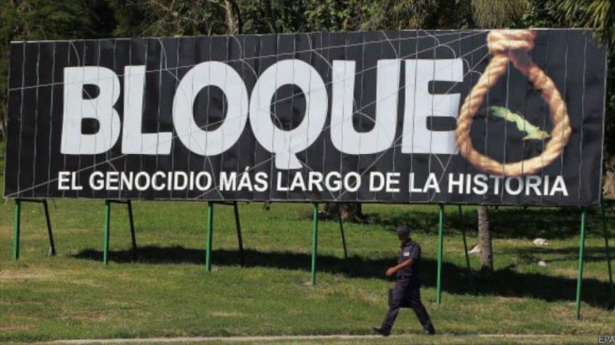 Em carta a Biden, movimento de solidariedade a Cuba pede fim de bloqueio econômico