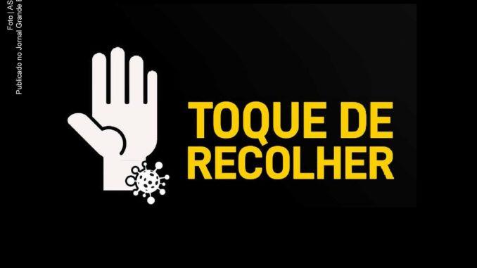 Novo decreto detalha aplicação do toque de recolher na BA; estabelecimentos devem funcionar até 21h30