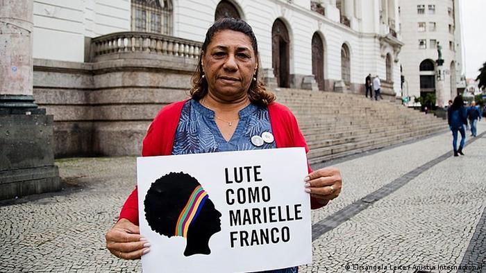 Mãe de Marielle Franco lamenta os três anos sem resposta sobre mandantes