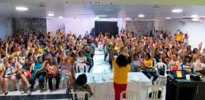 Rede Municipal: Trabalhadores em educação decidem entrar em  greve