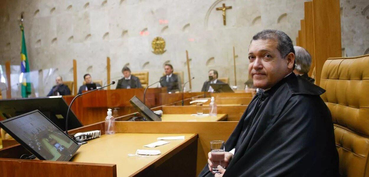 Nunes Marques vota contra suspeição e placar fica em 3 a 2 a favor de Moro