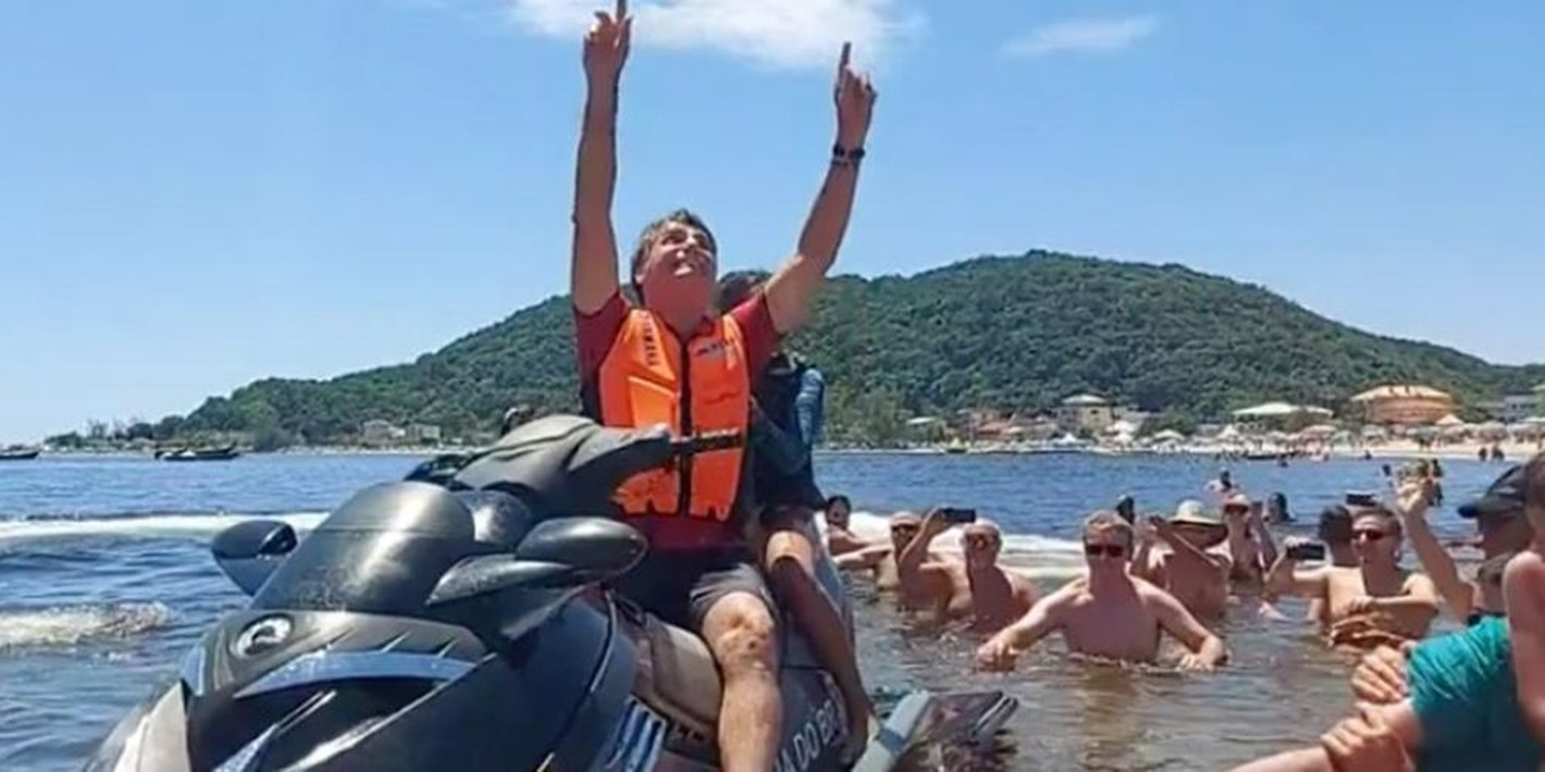 Bolsonaro gastou mais de R$ 2,3 mi em férias, em plena pandemia; quem pagou a conta foi o povo