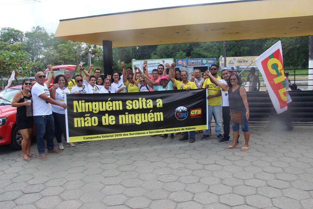 ITABUNA: Sindserv garante na justiça desconto em folha de mensalidade sindical