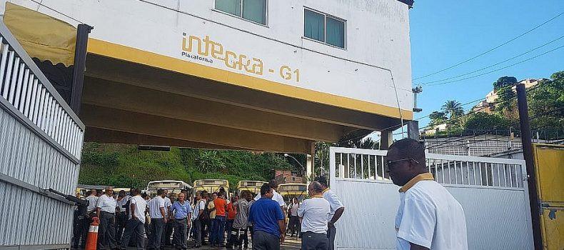 Rodoviários de Salvador aprovam por unanimidade a decretação da greve