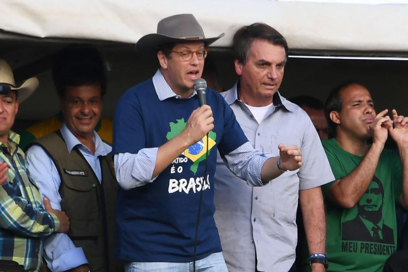 Corrupção no governo Bolsonaro: ministro Salles tem sigilos quebrados e presidente do Ibama é afastado do Ibama pelo STF