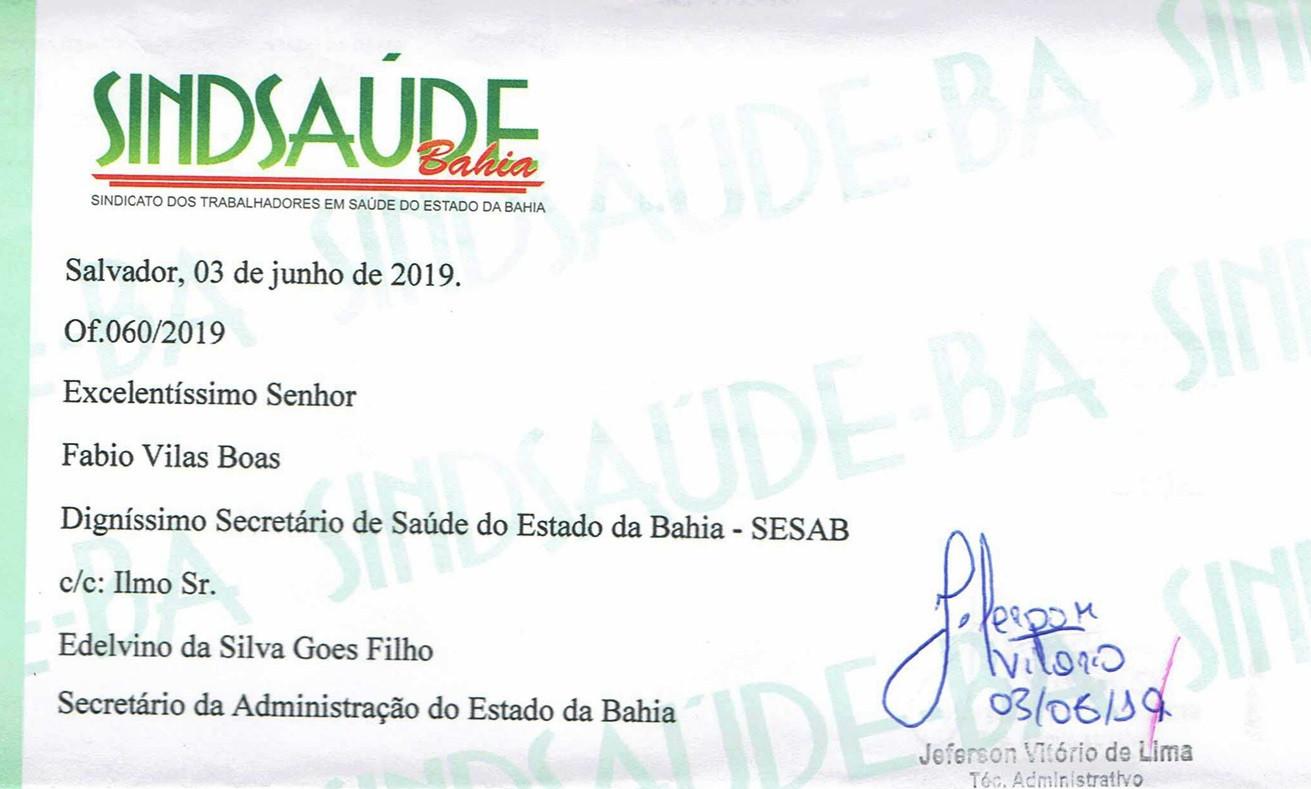 Sindsaúde confirma participação da categoria na Greve Geral dia 14 de junho
