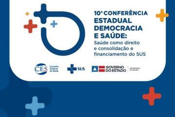 CTB apoia a 10ª Conferência Estadual de Saúde realizada na Bahia