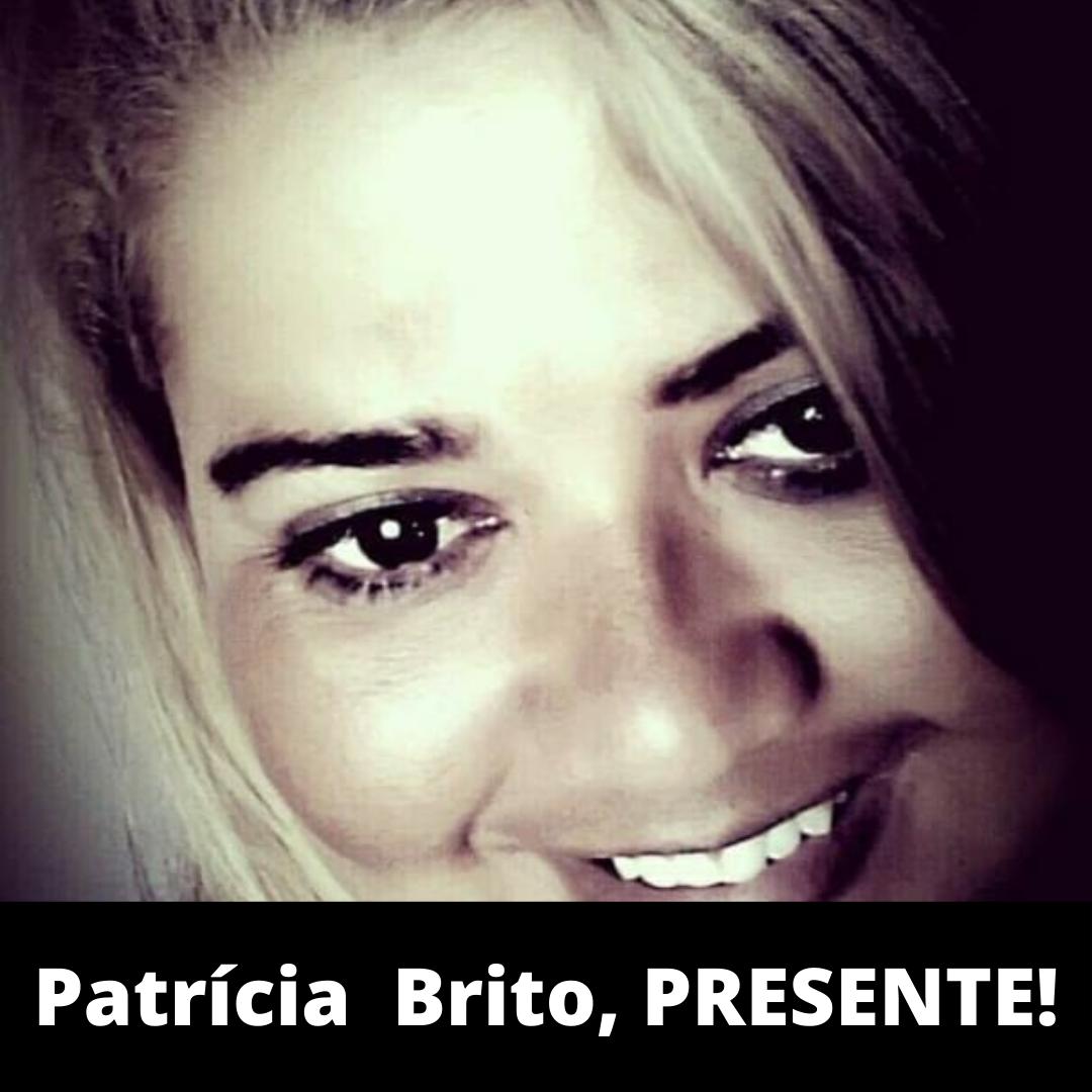 Nota de pesar da CTB-Bahia sobre a morte de Patrícia Tainara de Brito Medeiros