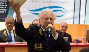 Luto: pai do governador Flávio Dino morre vítima da Covid-19 em São Luís