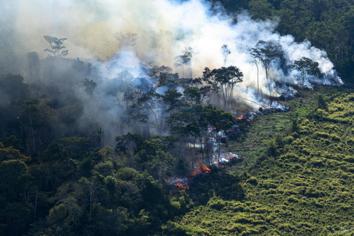 Bolsonaro acabou de queimar a imagem do Brasil no mundo