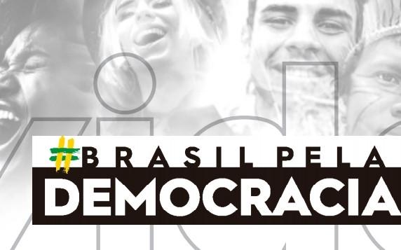 Brasil se une para defender a democracia com acesso ao necessário para uma vida digna