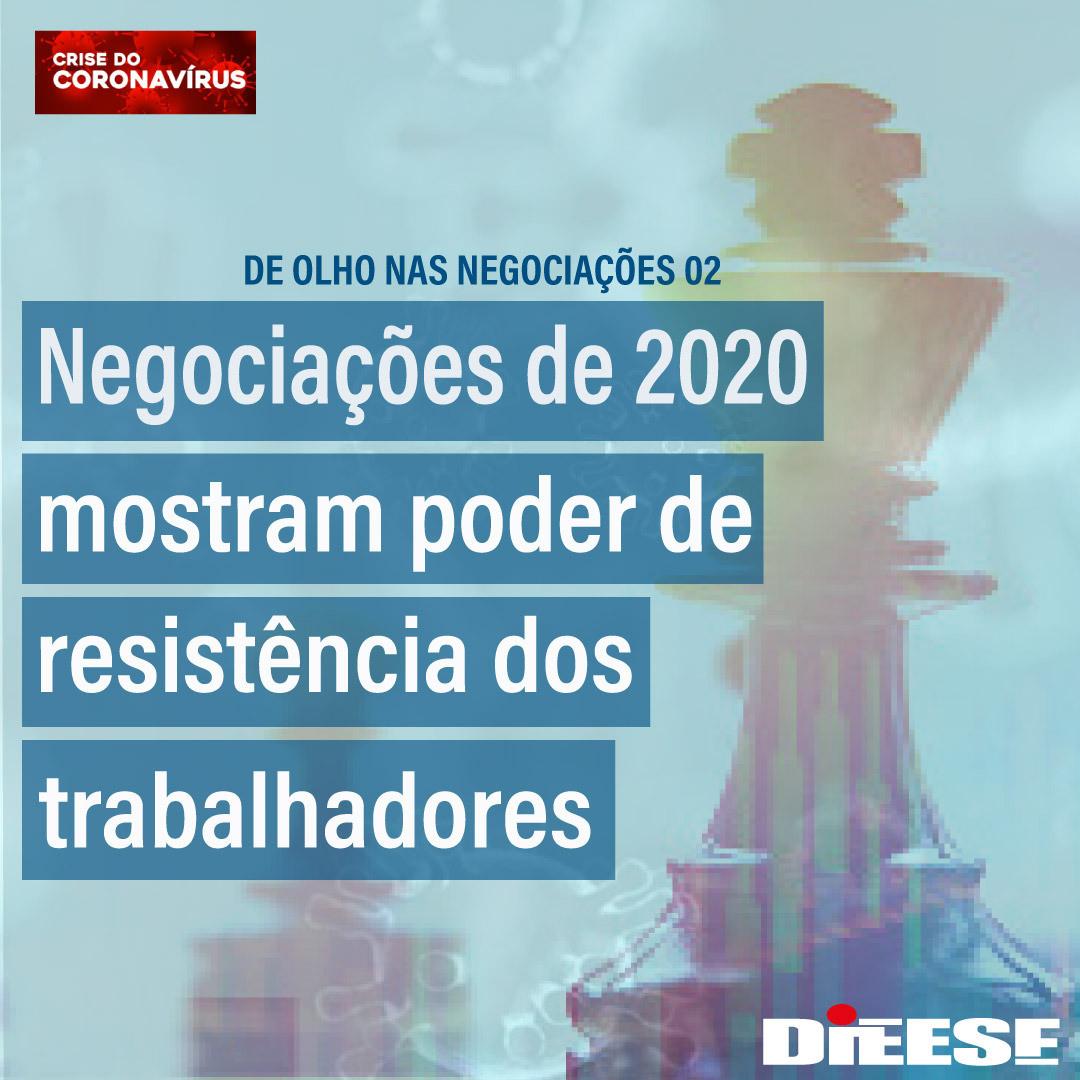 Negociações mostram resistência dos trabalhadores