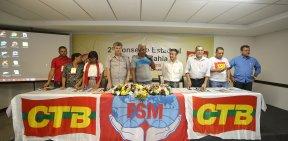 2º Conselho da CTB Bahia